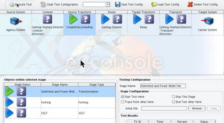 ACORD Message Testing Software